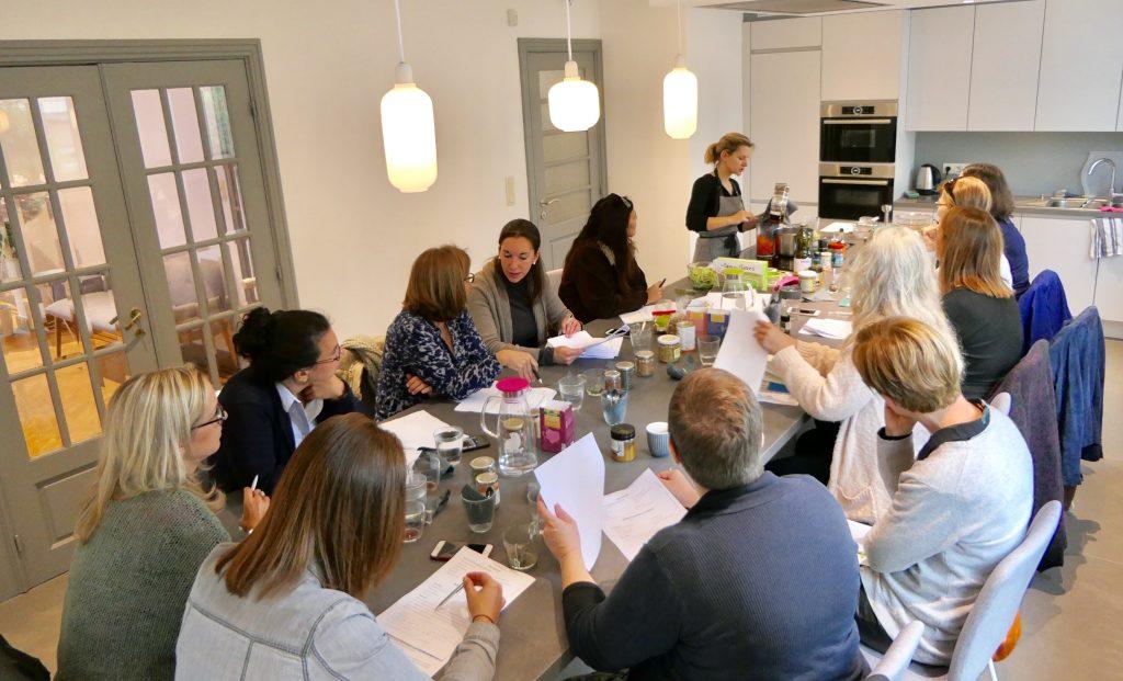 Cours de cuisine van vlodorp nutrition for Alba pezone cours de cuisine
