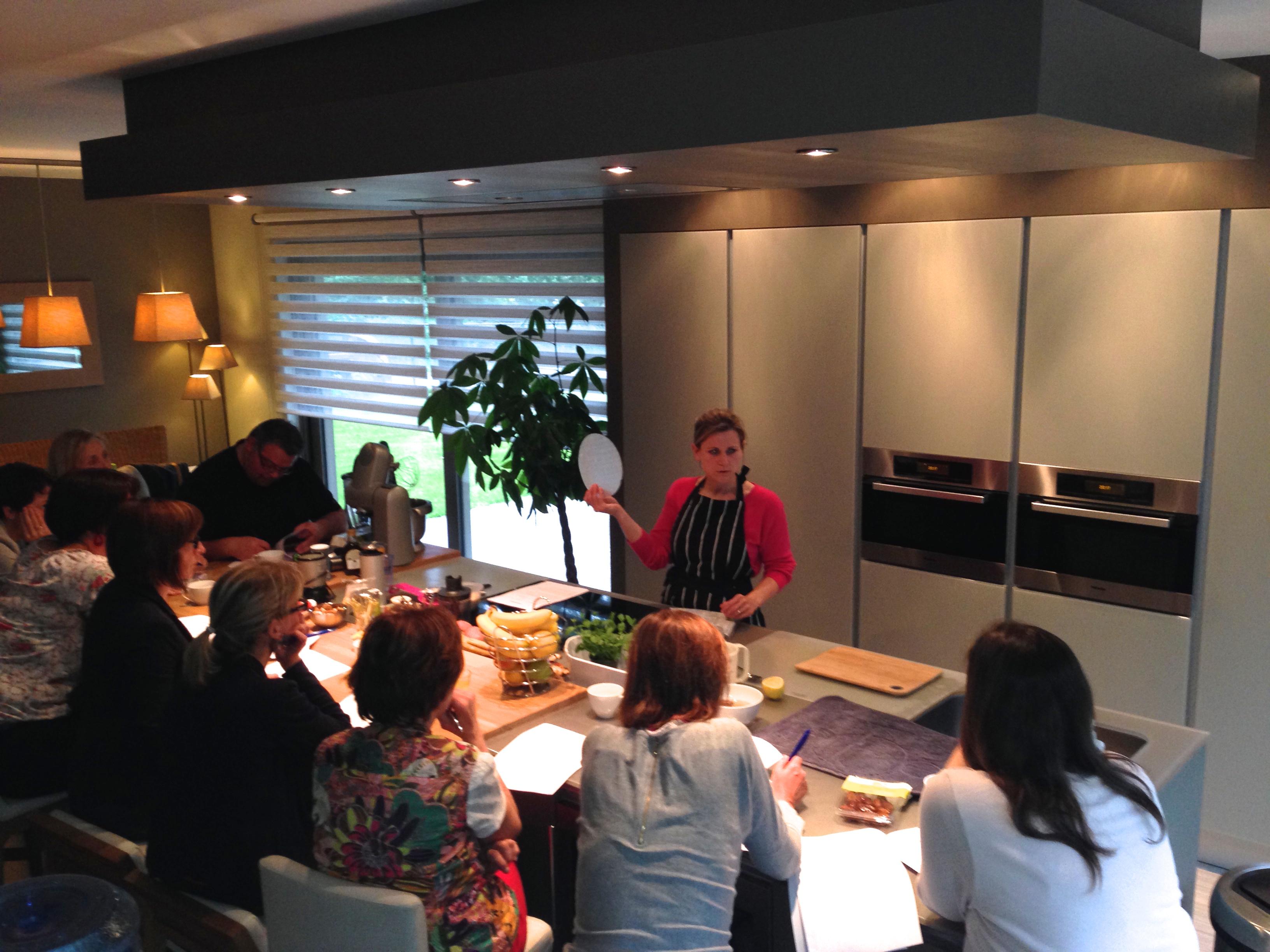 Img 4824 van vlodorp nutrition - Cours de cuisine bruxelles ...