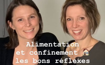 Alimentation & confinement