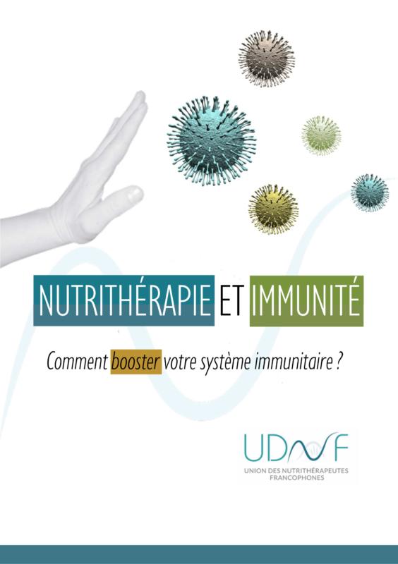 Nutrithérapie & Immunité - Van Vlodorp Nutrition